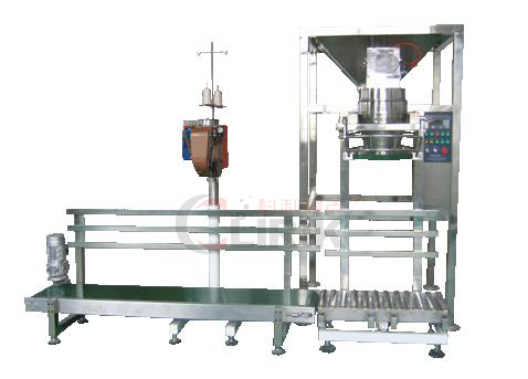 GX-LD1 semi-auto. powder dosing packing machine