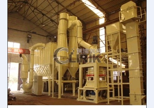 Carbonized shale Micro powder grinding mill